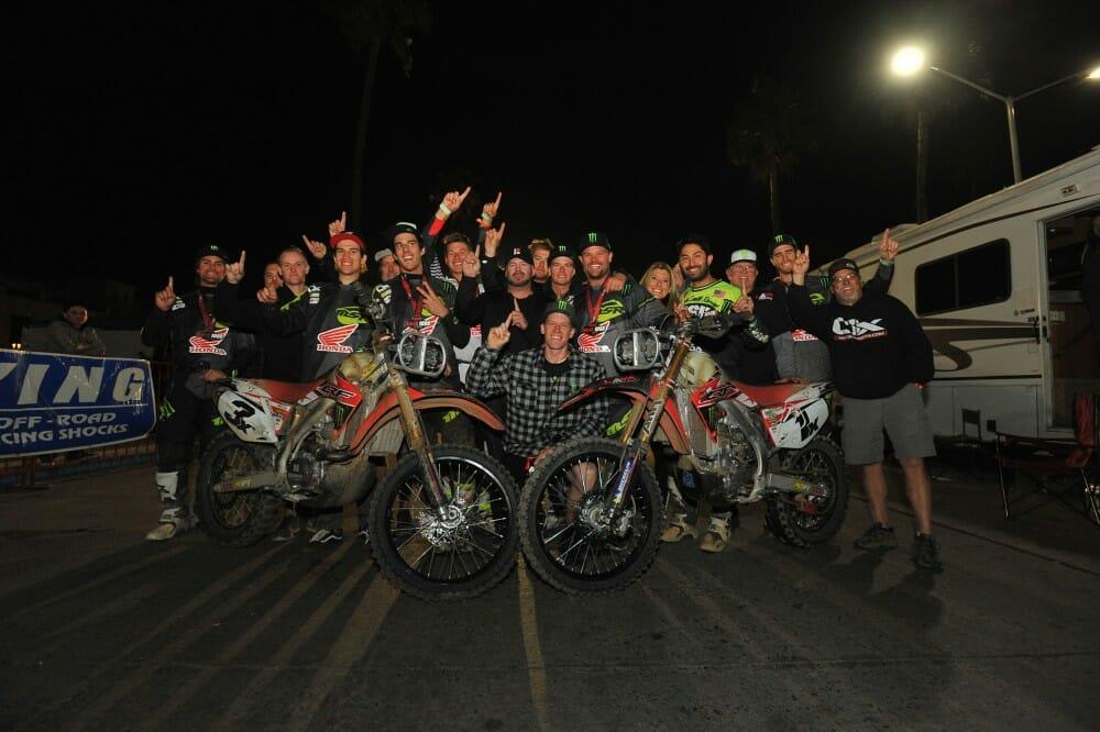 Ox Motorsports Honda Wins Baja 1000