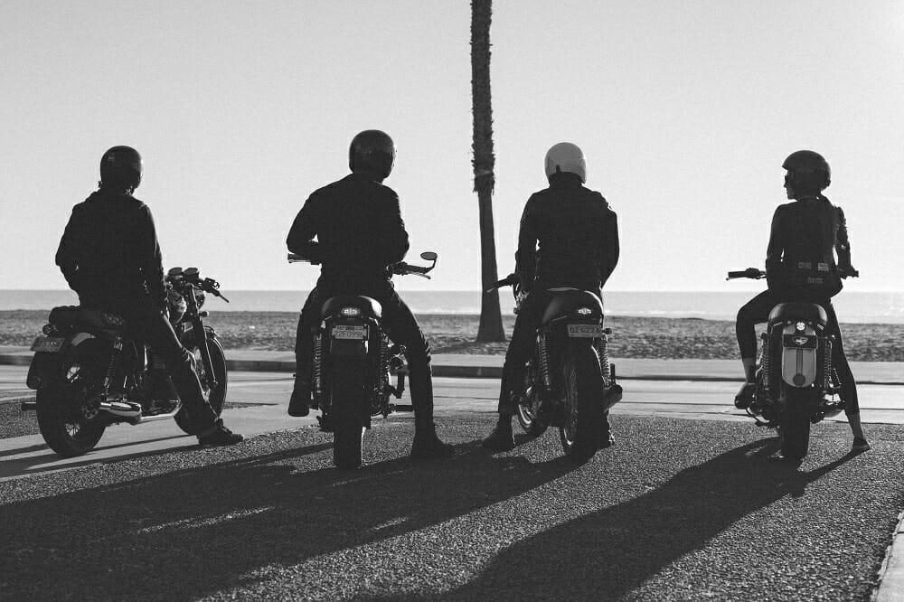 British Customs' Rider's Club