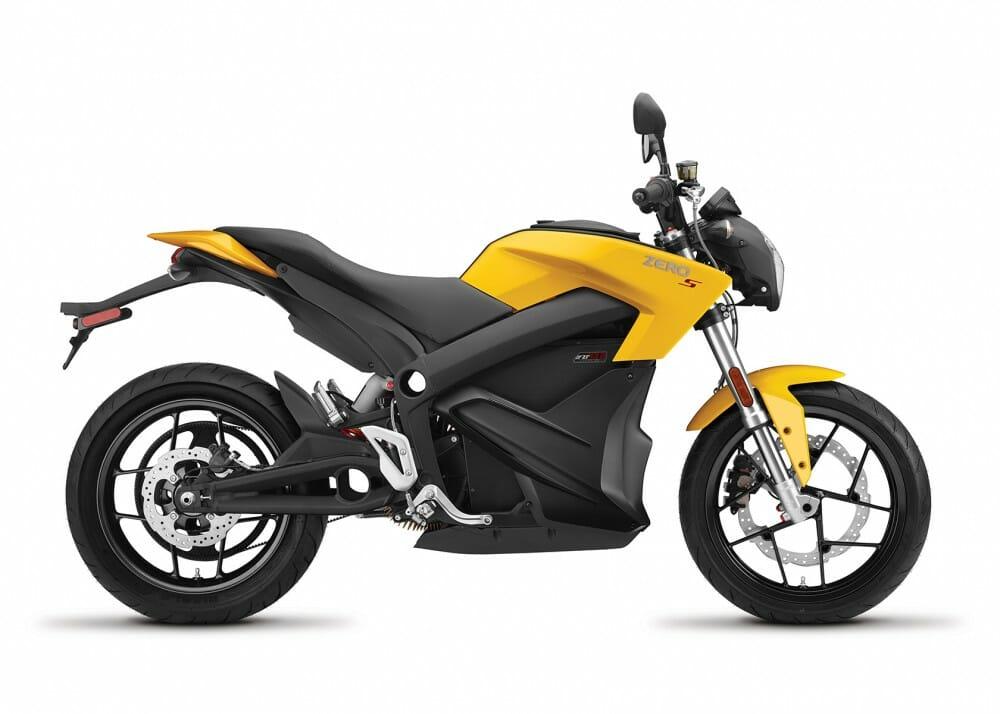 2017 Zero Motorcycles Model Line First Look