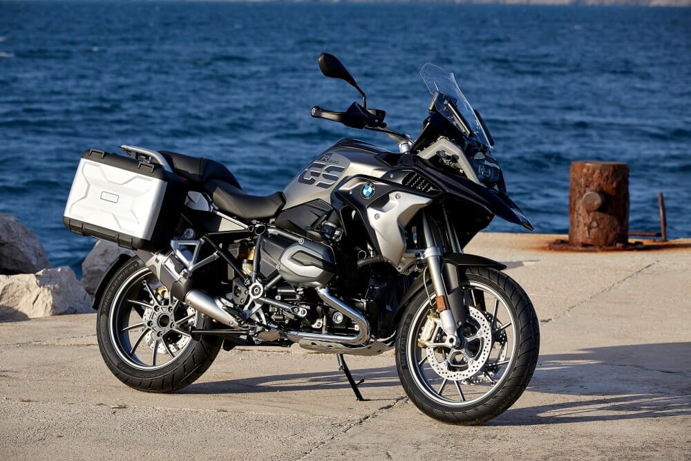 2017 bmw r 1200 gs and rallye: first look - cycle news