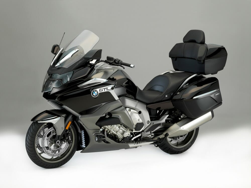 2017 bmw k 1600 gtl first look cycle news. Black Bedroom Furniture Sets. Home Design Ideas