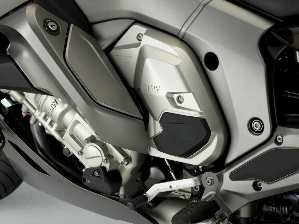 2017 Bmw K 1600 Gtl First Look Cycle News