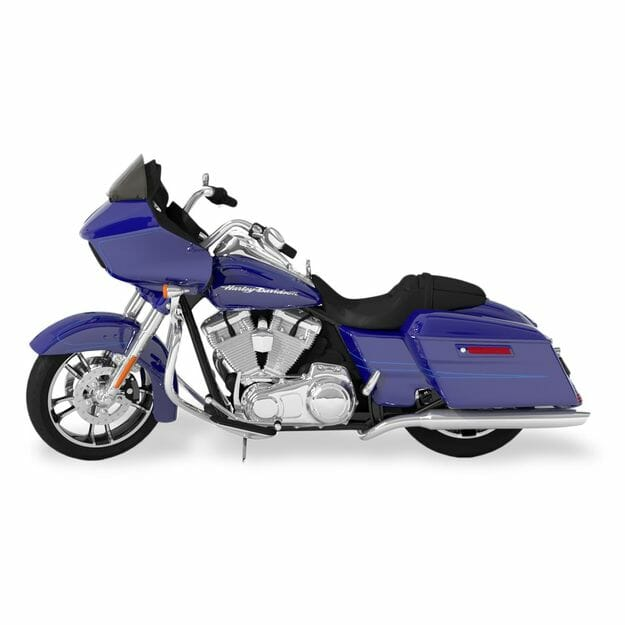 Hallmark Keepsake Motorcycle Ornaments
