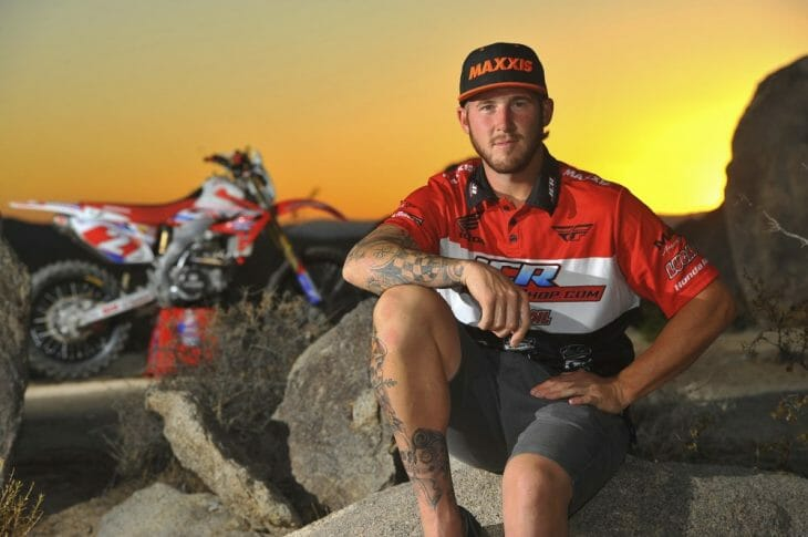 Ricky Brabec Interview: Talking Desert