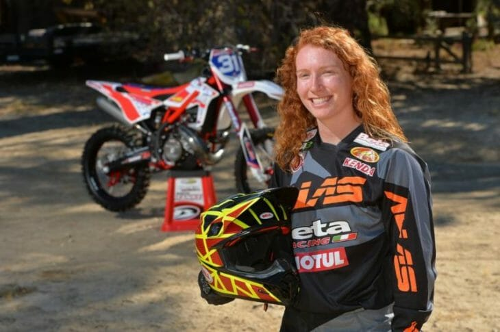 Beta USA Re-Signs Morgan Tanke