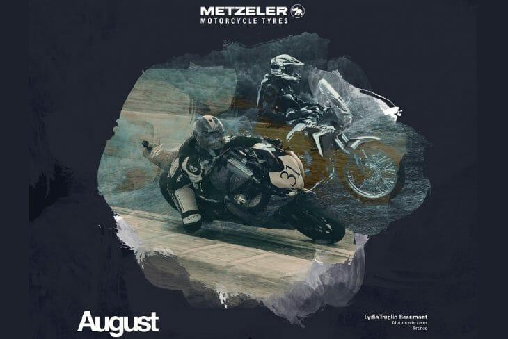 Metzeler 2017 Wall Calendar