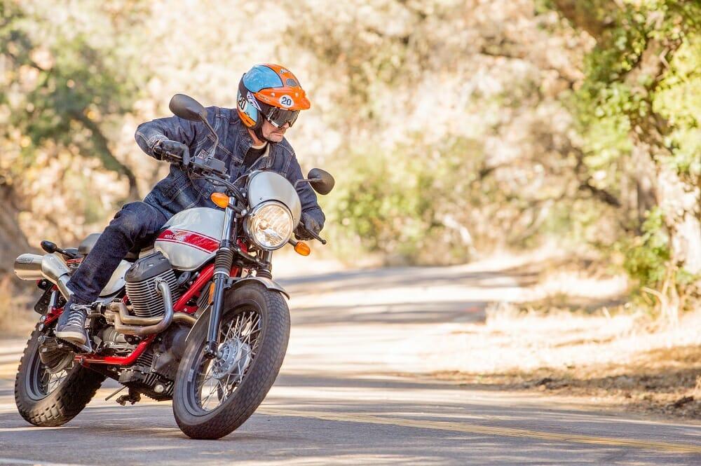 Moto Guzzi Stornello V7 II Scrambler
