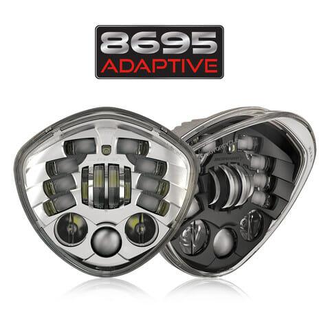 jw speaker model 8695 adaptive headlight