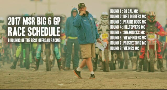 District 37 Big6 GP Series.