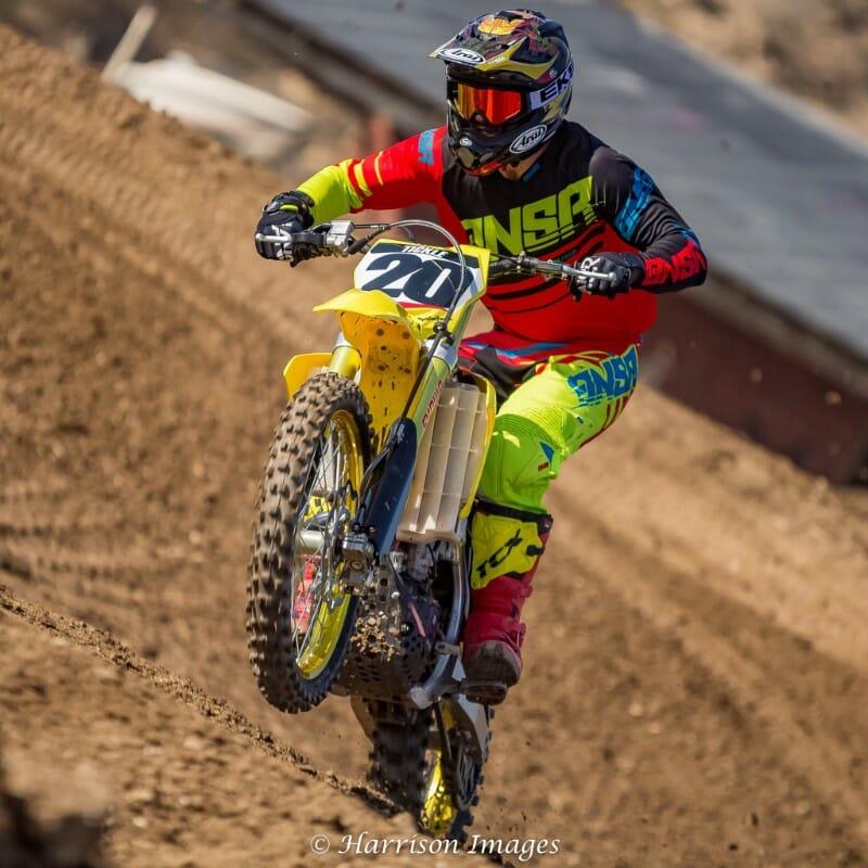 RCH Suzuki Announce 2017 SX/MX Team - Cycle News