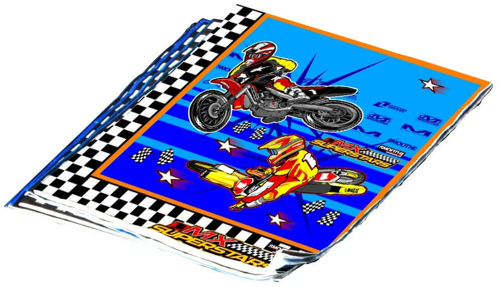Smooth Industries' MX Superstars Napkins