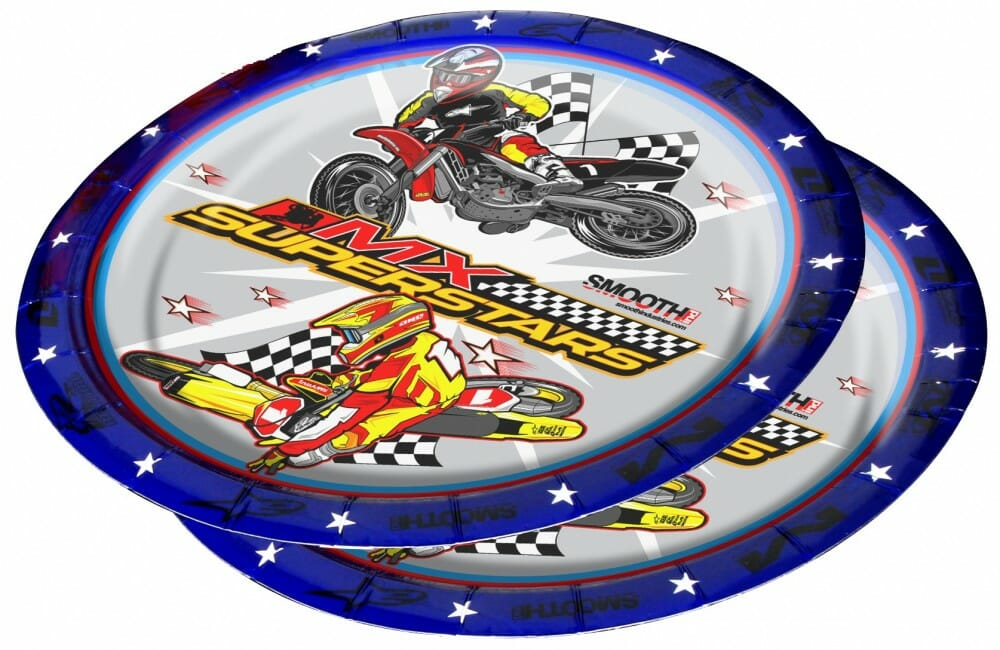 Smooth Industries' MX Superstars Plates