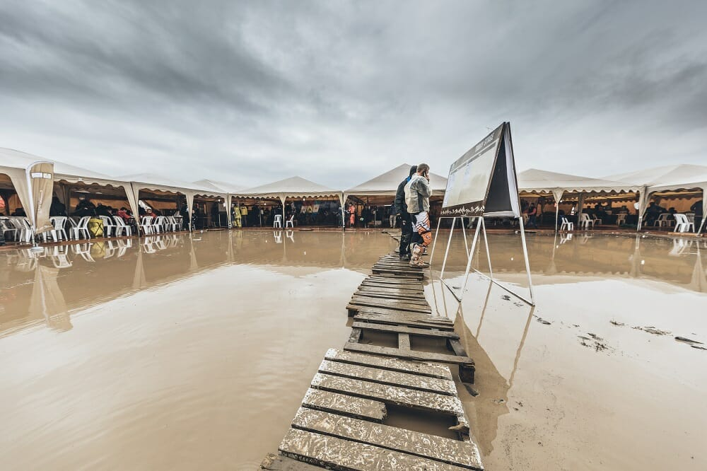 From extreme heat and dust to thunderstorms and flooding, the Dakar had it all.