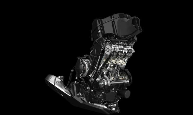 Triumph coming to Moto2.