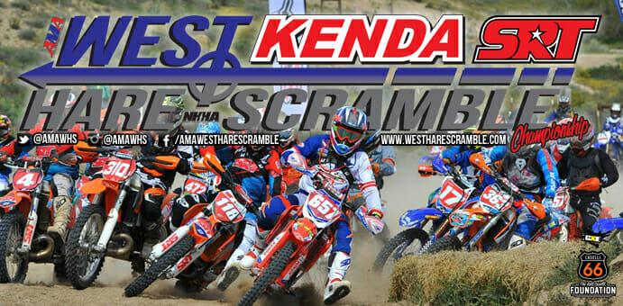 AMA KENDA/SRT West Hare Scramble Championship