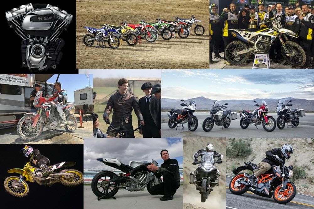 2016 Cycle News Top Ten Stories