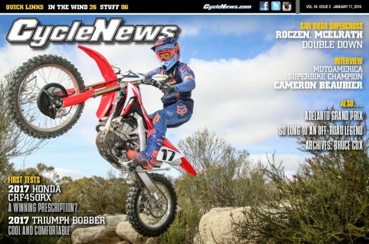 Cylce News magazine