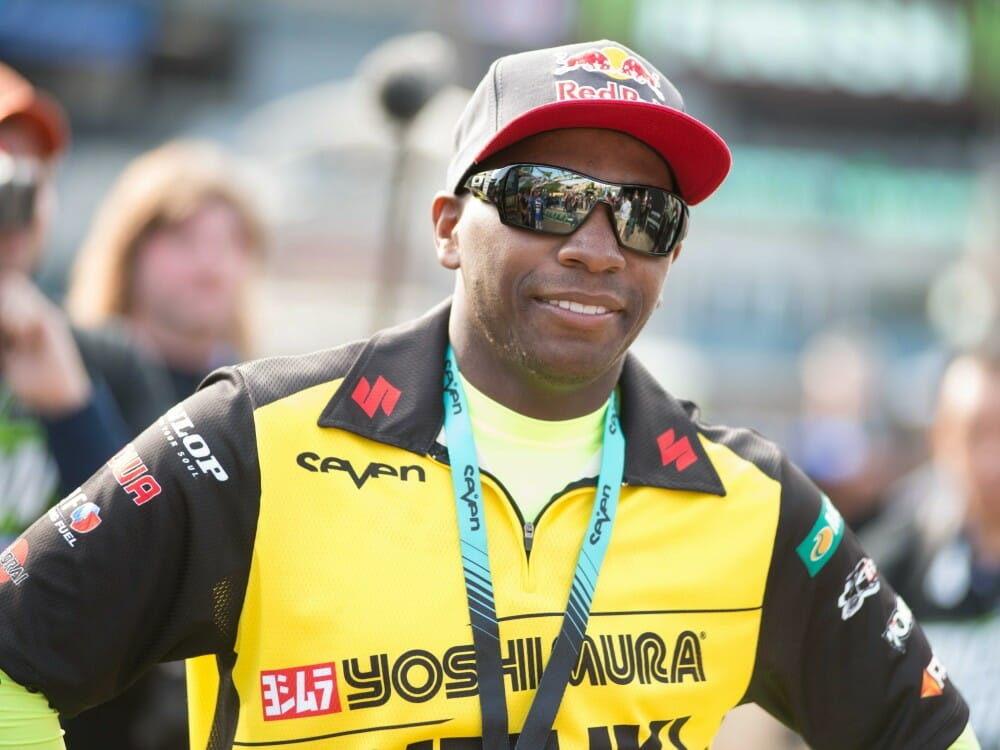 James Stewart Vows to Be Back On Track in 2017 - Cycle News