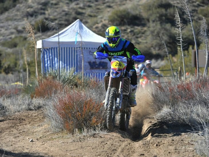 Gorman VCMC ISDE Qualifier Results