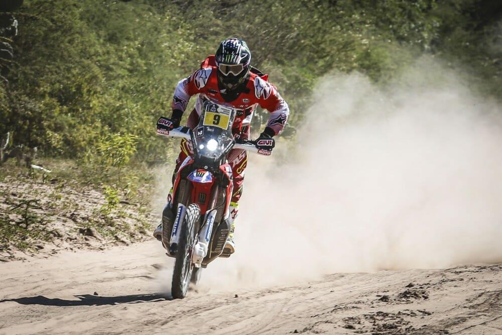 2017 Dakar Rally Day 2 Results