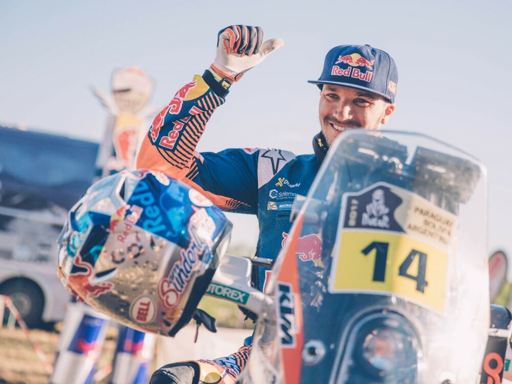 2017 Dakar Rally Final Results