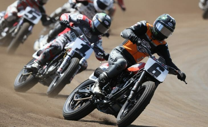 Photo by Brian J. Nelson/AmeriPhoto by Brian J. Nelson/American Flat Trackcan Flat Track