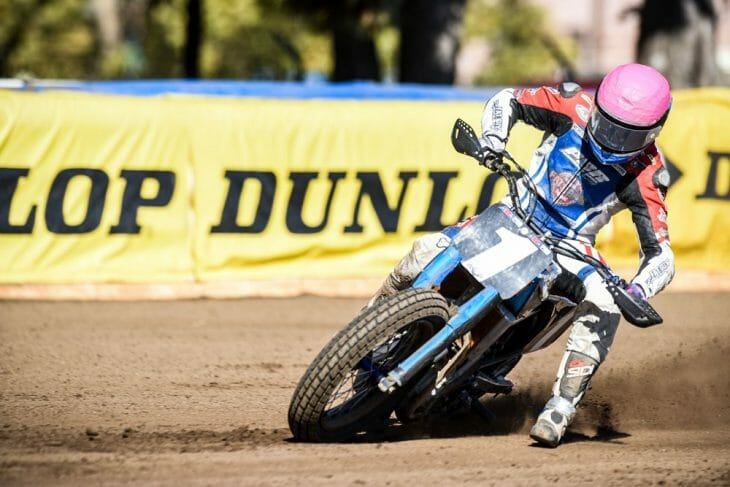 Ryan Wells Ascends to AFT Twins With BriggsAuto.com Race Team for 2017 American Flat Track Season
