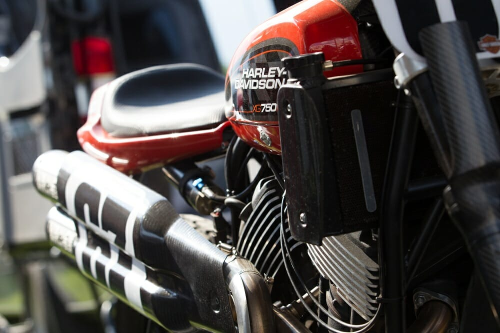 Harley-Davidson AFT Team: FEATURE - Cycle News