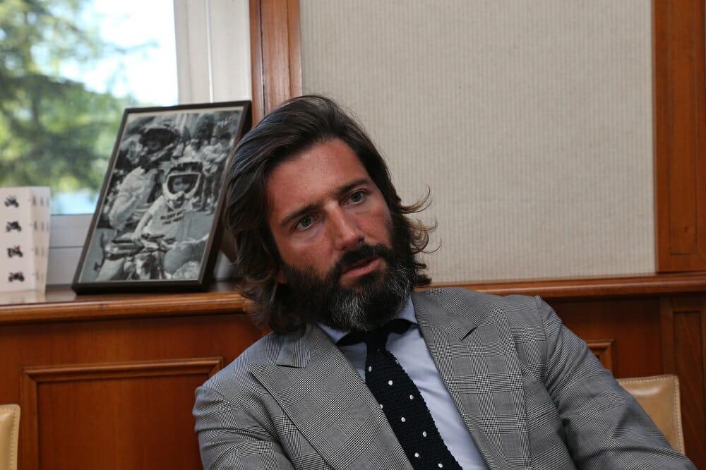 mv agusta's giovanni castiglioni: interview - cycle news