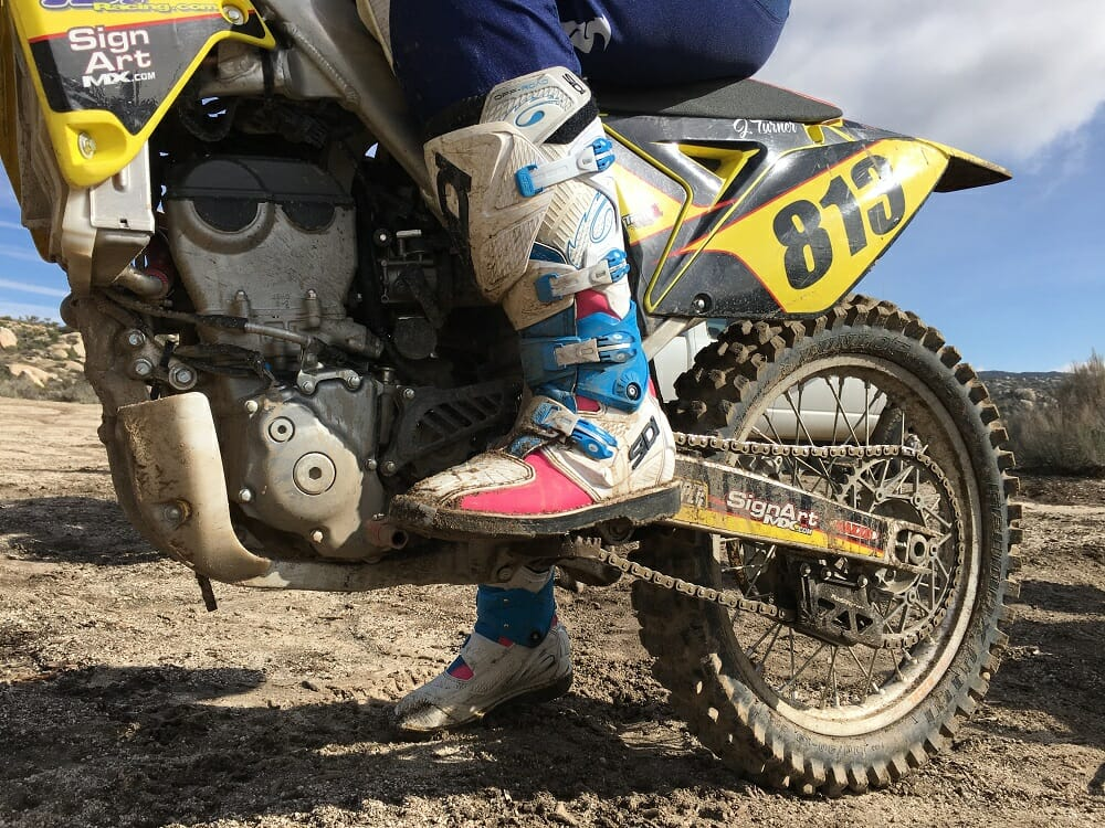 Sidi X 3 Lei Women S Mx Boots Product Review Cycle News