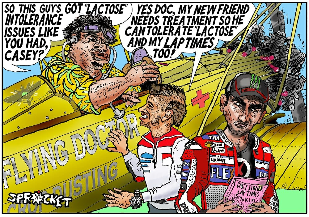 Jorge And The Casey Factor: IN THE PADDOCK
