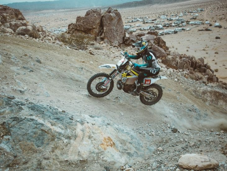 Colton Haaker Crowned King Of The Motos