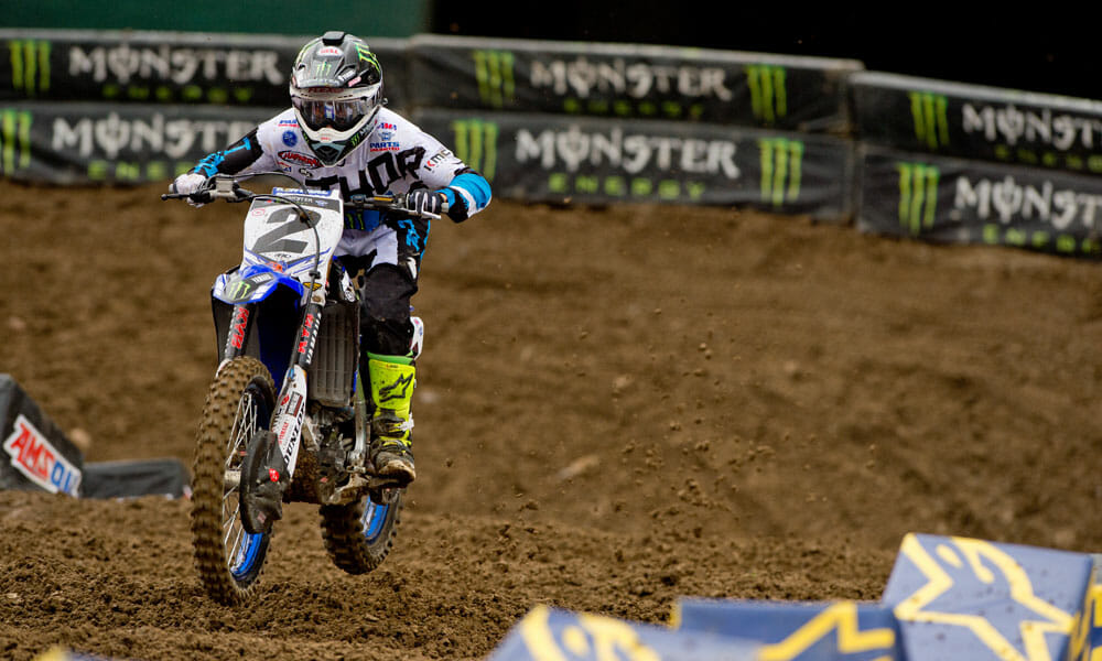Oakland SupercCooper Webb Injury Updateross Qualifying