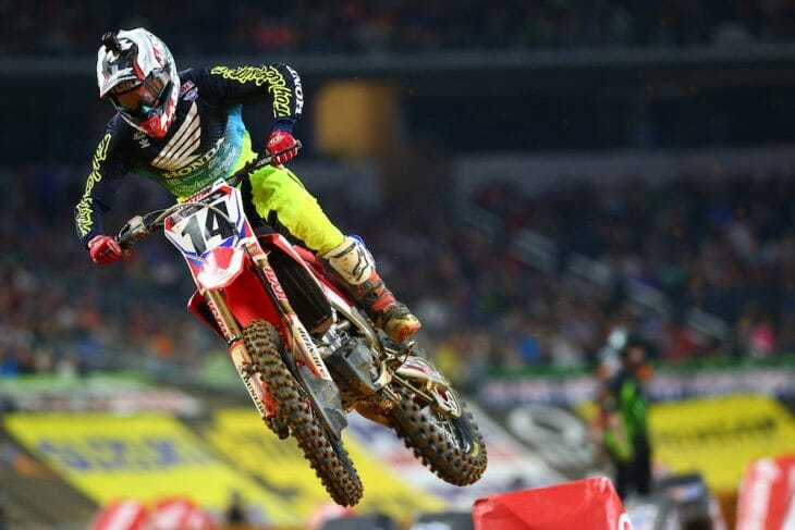 Troy Lee Designs Arlington SX Race Recap