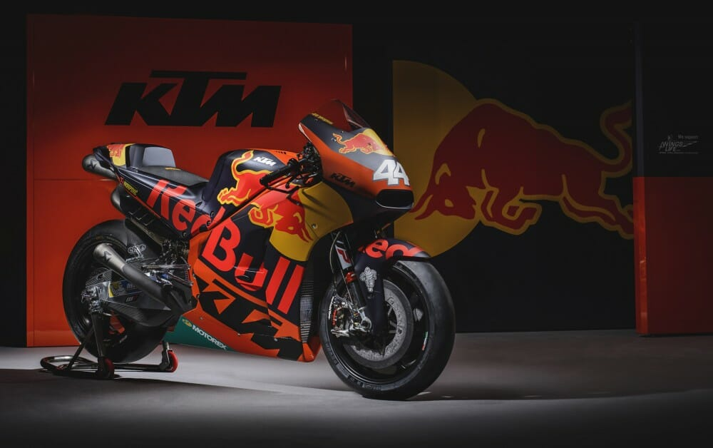 Red Bull KTM Formally Unveil 2017 MotoGP Team  Cycle News