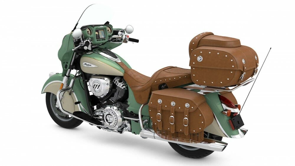 Roadmaster-Classic_Rear-3Q_Willow_Green_&_Ivory_Cream
