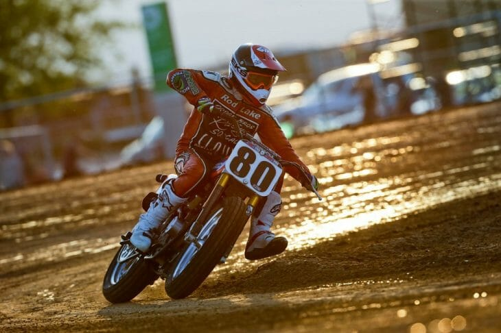 Photo by Regis Lefebure/American Flat Track