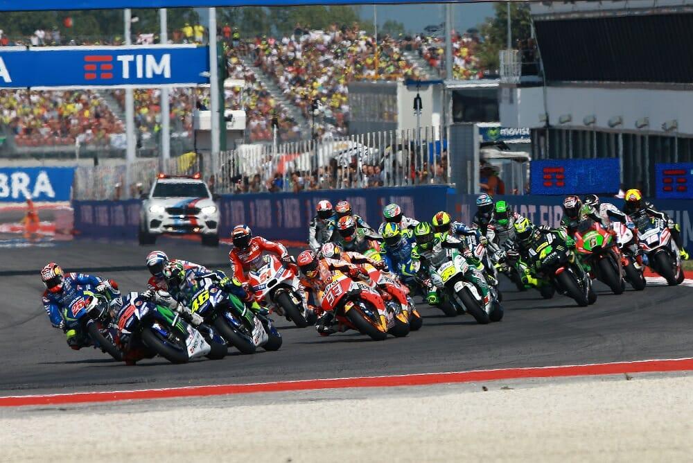 2017 MotoGP Preview
