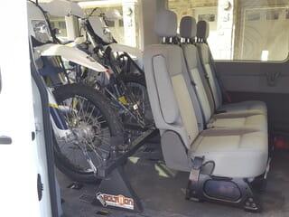 Bolt It On Transport System
