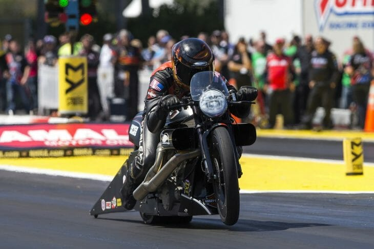 Krawiec At NHRA Gainesville Opener