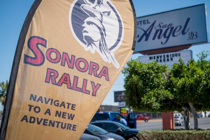 Sonora Rally 2017 - 2018 Dakar Rally