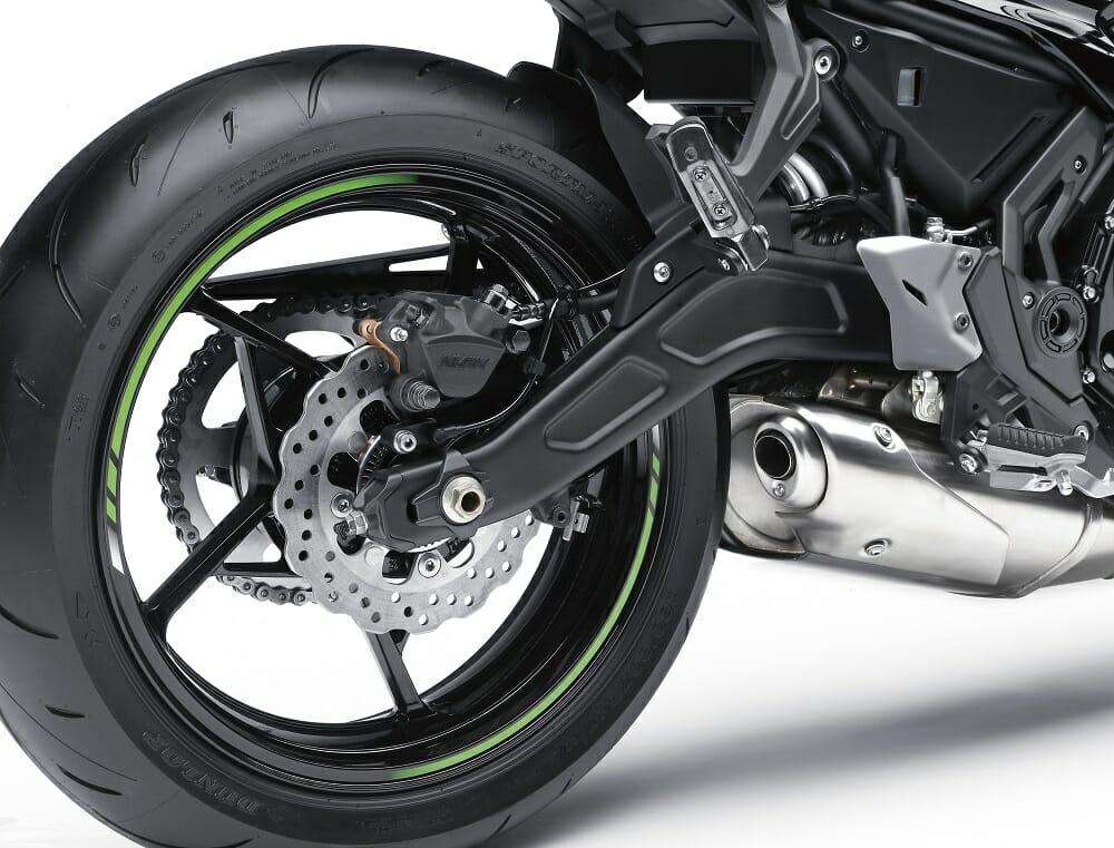 2017 Kawasaki Z650 Sport ABS
