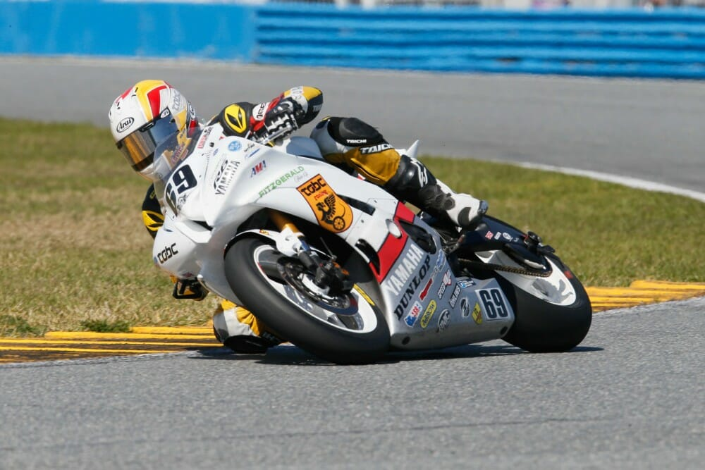 2017 Daytona 200 Results
