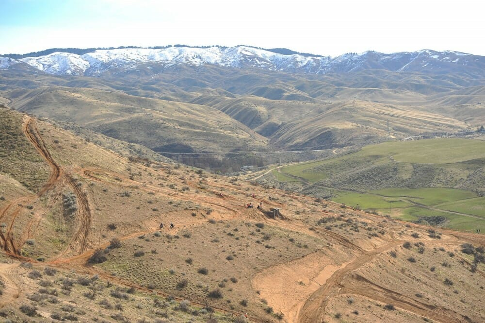 2017 Owyhee M.C. Sprint Enduro Qualifier Results