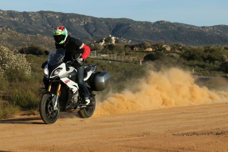 Dirt BMW S 1000 XR