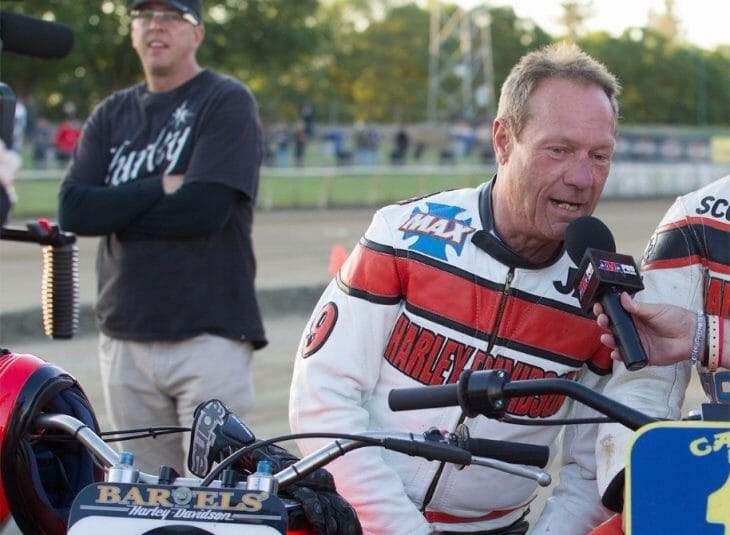 Jay Springsteen named Grand Marshal of inaugural American Flat Track