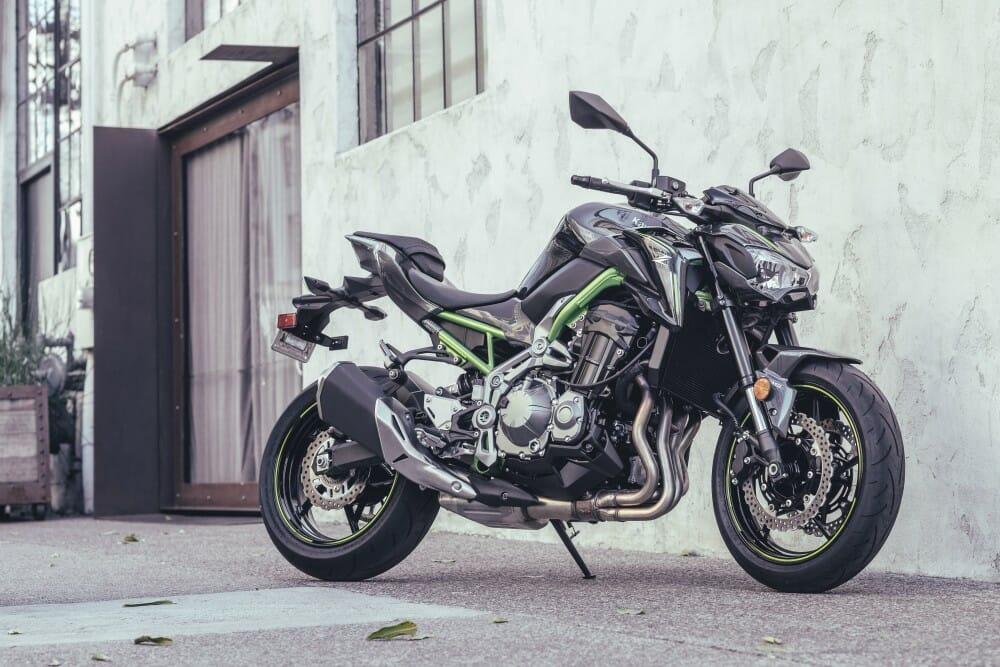 2017 Kawasaki Z900 ABS First Ride