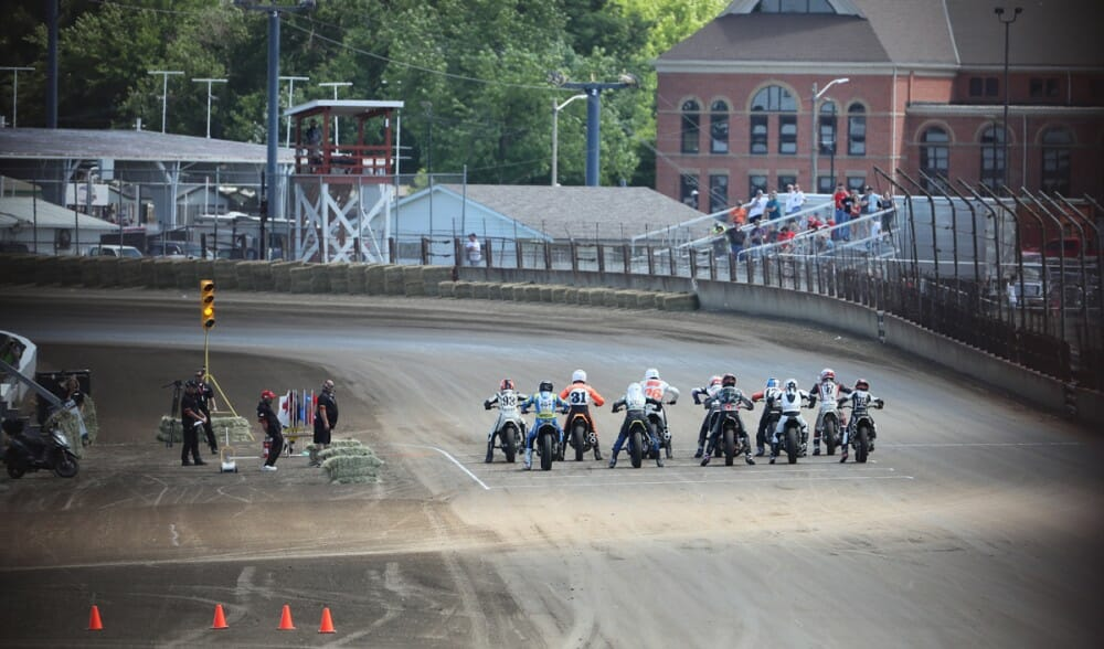 Harley-Davidson Support Class Added To The Springfield Mile