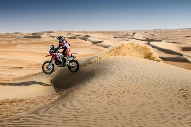 Cross-Country Rallies - Abu Dhabi Desert Challenge, Stage 2 Update