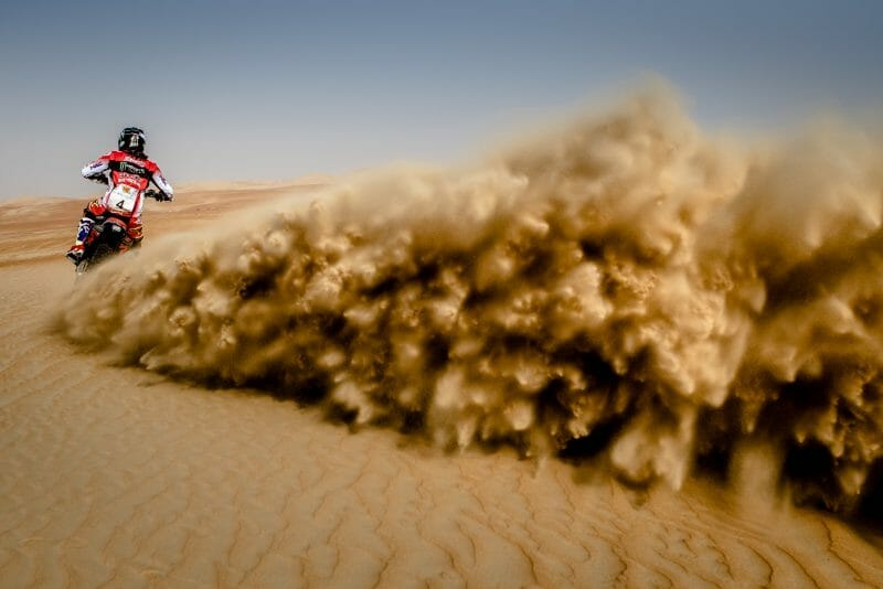 Cross-Country Rallies - Abu Dhabi Desert Challenge, Stage 2 Update